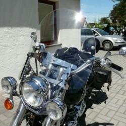 chopper screen windshield windscreen yamaha xvs 1100 drag star