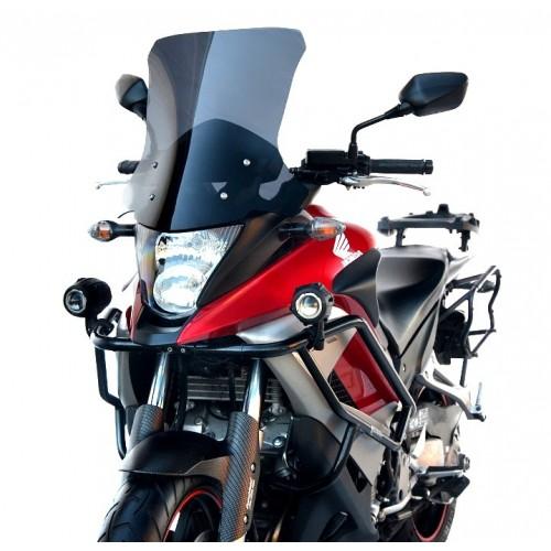 touring screen high windshield motorcycle screen scheibe windschutz honda vfr 800 x crossrunner 2011 2012 2013 2014