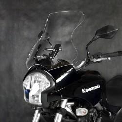 touring screen motorcycle windshield high screen windschutz scheibe kawasaki versys 650 2007 2008 2009