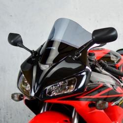 motorcycle screen racing windscreen sport sheibe smoked dark windshield honda cbr 1000 rr 2004 2005 2006 2007