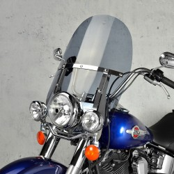 harley davidson FLSTC HERITAGE SOFTAIL CLASSIC  windscreen windshield chopper standard screen 2007 2008 2009 2010 2011