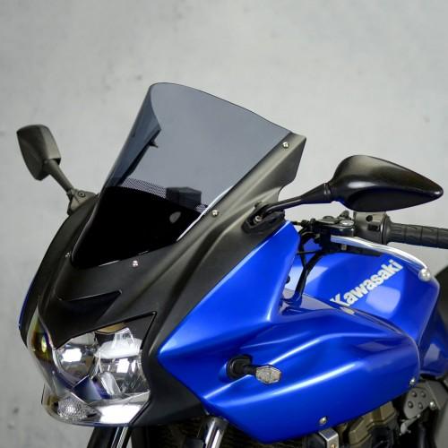 racing screen sport windshield windscreen kawasaki Z 750 S 2005-2006