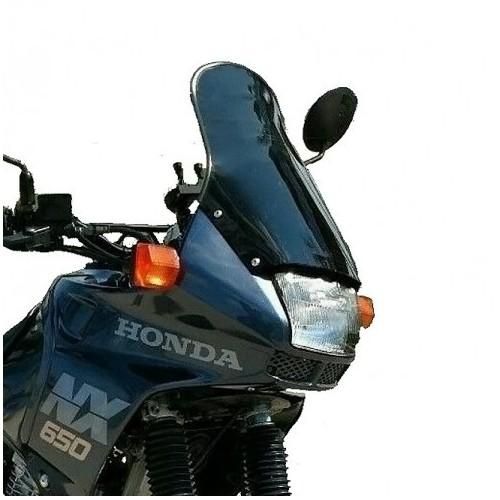 touring screen high windshield windscreen honda nx 650 dominator 1987-1995
