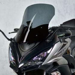 motorcycle windscreen touring screen high windshield kawasaki z 1000 sx 2017-2019