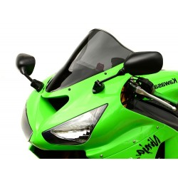 racing screen sport windshield windscreen kawasaki zx-6r ninja 2005-2008