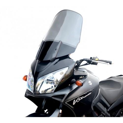 touring screen high windshield motorcycle windscreen suzuki dl 650 v-strom 2004-2011