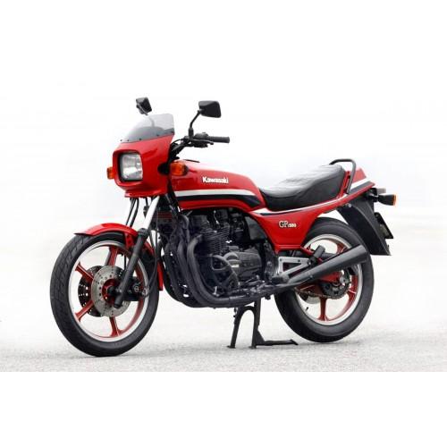 standard screen replacement windshield windscreen kawasaki gpz 550 1980-1983