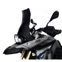 motorcycle windscreen touring windshield high dark windscreen bmw f 800 gs 2008 2009 2010 2011 2012 2013 2014 2015