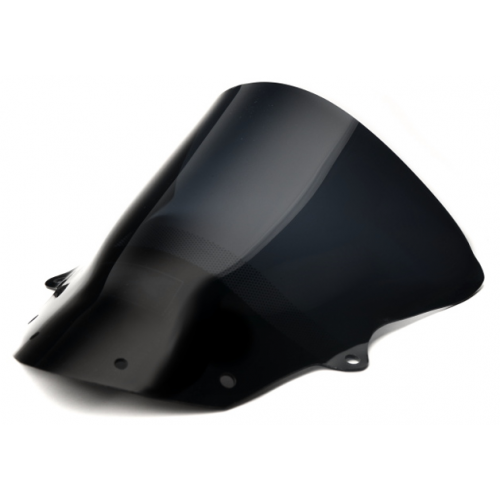 racing screen sport windshield windscreen kawasaki zx-6r ninja 2013-2016