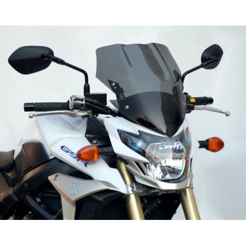 touring windscreen high windshield suzuki gsr 750 2011-2016