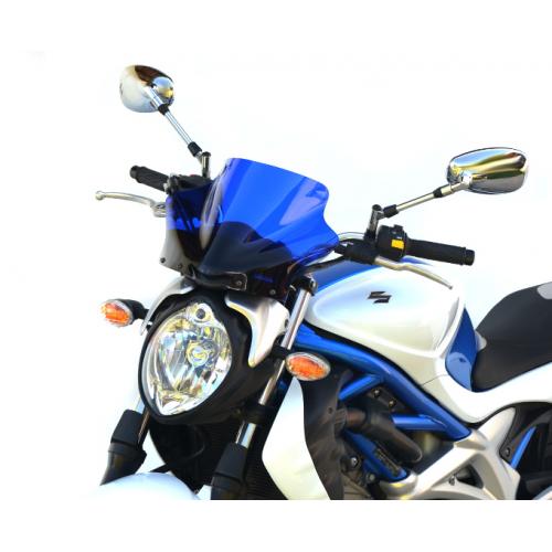 racing screen sport windshield windscreen suzuki sfv gladius 2009-2016