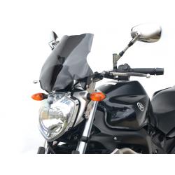 touring windscreen high windshield yamaha fz6 n 2007-2010