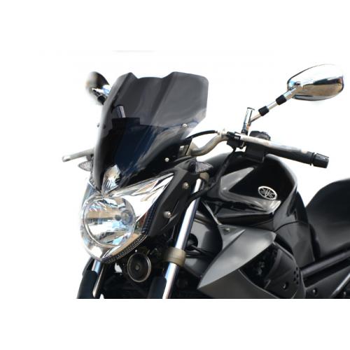 touring windscreen high windshield yamaha xj6 n/na 2009-2017