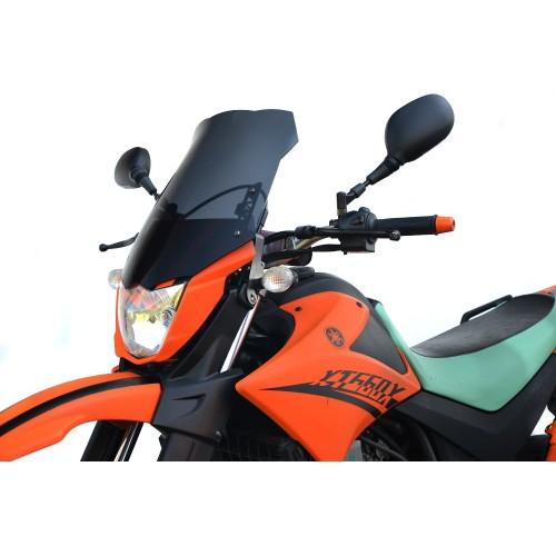 touring windscreen high windshield yamaha xt 660 x 2004-2014