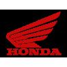 Motorcycle windshields for Honda