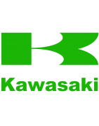 Motorcycle screens for Kawasaki