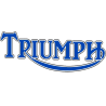 Motorcycle windshields for Triumph